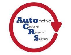 AUTOMOTIVE CUSTOMER RETENTION SOLUTIONS
