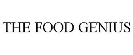 THE FOOD GENIUS