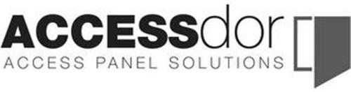 ACCESSDOR ACCESS PANEL SOLUTIONS