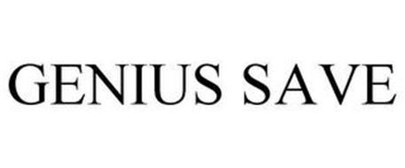 GENIUS SAVE