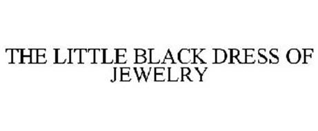 THE LITTLE BLACK DRESS OF JEWELRY