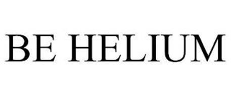 BE HELIUM