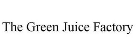 THE GREEN JUICE FACTORY