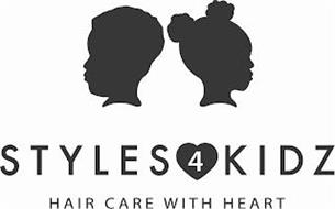 STYLES 4 KIDZ HAIR CARE WITH HEART