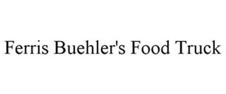 FERRIS BUEHLER'S FOOD TRUCK