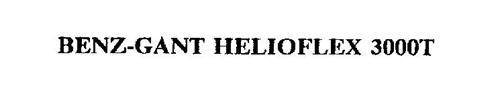 BENZ-GANT HELIOFLEX 3000T