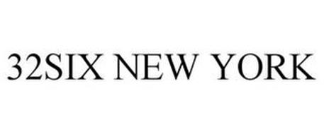 32SIX NEW YORK