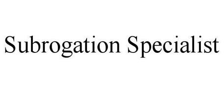 SUBROGATION SPECIALIST