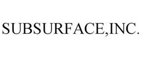 SUBSURFACE, INC