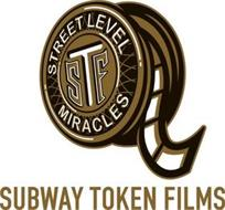 STREET LEVEL MIRACLES STF SUBWAY TOKEN FILMS