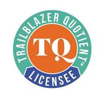 TRAILBLAZER QUOTIENT LICENSEE TQ