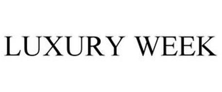 LUXURY WEEK