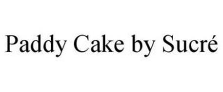 PADDY CAKE BY SUCRÉ