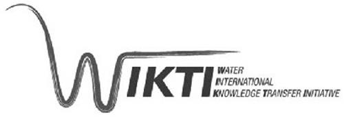 WIKTI WATER INTERNATIONAL KNOWLEDGE TRANSFER INITIATIVE