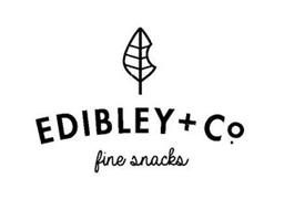E EDIBLEY + CO. FINE SNACKS