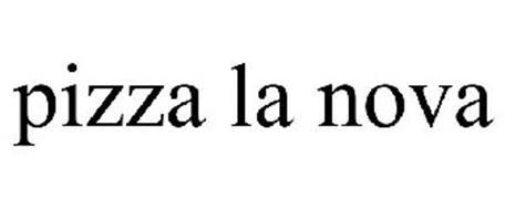 PIZZA LA NOVA