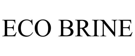 ECO BRINE