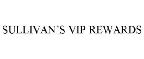 SULLIVAN'S VIP REWARDS