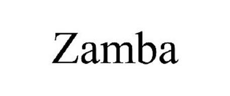 ZAMBA Trademark of Suma Distributors LLC Serial Number: 77418149