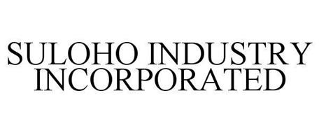 SULOHO INDUSTRY INCORPORATED