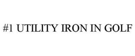 #1 UTILITY IRON IN GOLF