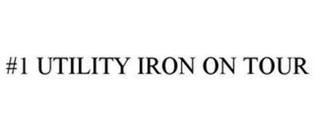 #1 UTILITY IRON ON TOUR