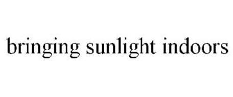 BRINGING SUNLIGHT INDOORS