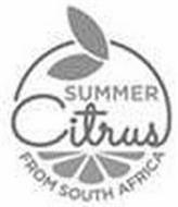 SUMMER CITRUS FROM SOUTH AFRICA