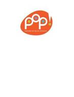 POP! PORTABLE ON THE GO PRODUCTS