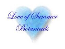 LOVE OF SUMMER BOTANICALS