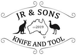 JR & SONS EST.2019 KNIFE AND TOOL