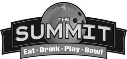 THE SUMMIT EAT · DRINK · PLAY · BOWL