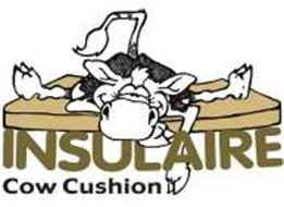 INSULAIRE COW CUSHION