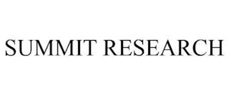 SUMMIT RESEARCH