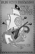 SUN KING BREWERY SINK THE CLIPPER IMPERIAL ESB WWW.SUNKINGBREWING.COM