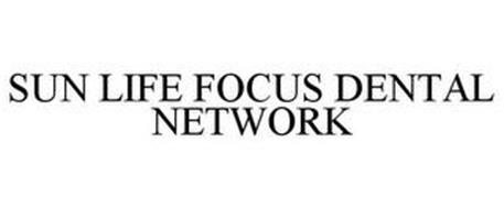 SUN LIFE FOCUS DENTAL NETWORK