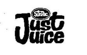 SUNPAC JUST JUICE