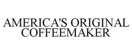 AMERICA'S ORIGINAL COFFEEMAKER