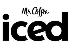 MR. COFFEE ICED