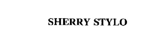 SHERRY STYLO