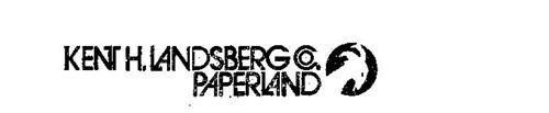 KENT H. LANDSBERG CO. PAPERLAND
