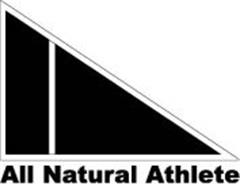 ALL NATURAL ATHLETE