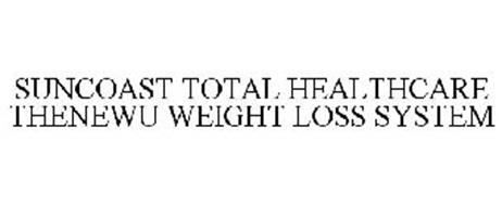 SUNCOAST TOTAL HEALTHCARE THENEWU WEIGHT LOSS SYSTEM