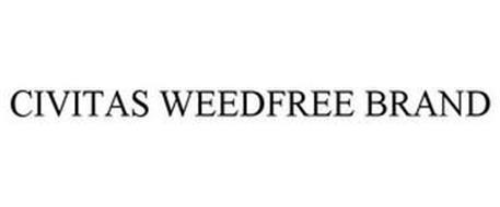 CIVITAS WEEDFREE BRAND