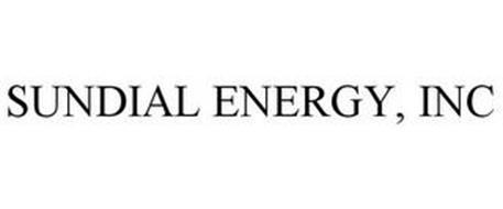 SUNDIAL ENERGY, INC