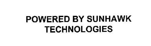 POWERED BY SUNHAWK TECHNOLOGIES