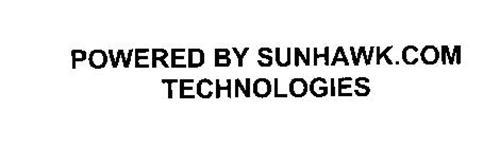 POWERED BY SUNHAWK.COM TECHNOLOGIES