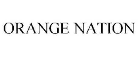 ORANGE NATION