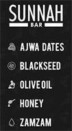 SUNNAH BAR AJWA DATES BLACKSEED OLIVE OIL HONEY ZAMZAM