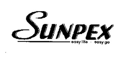 SUNPEX EASY LIFE EASY GO